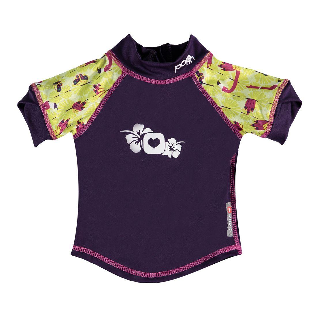 Kvalitné a dizajnové detské tričko s UV filtrom 50.  6ef769ab3c5